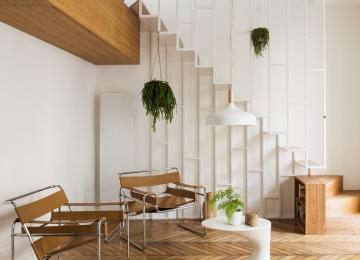 Paris Apartment Les Ateliers Tristan And Sagitta Interiors Dezeen Sq